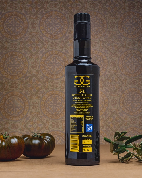 HOJIBLANCA rūšies alyvuogių aliejus Virgen Extra, 500 ml